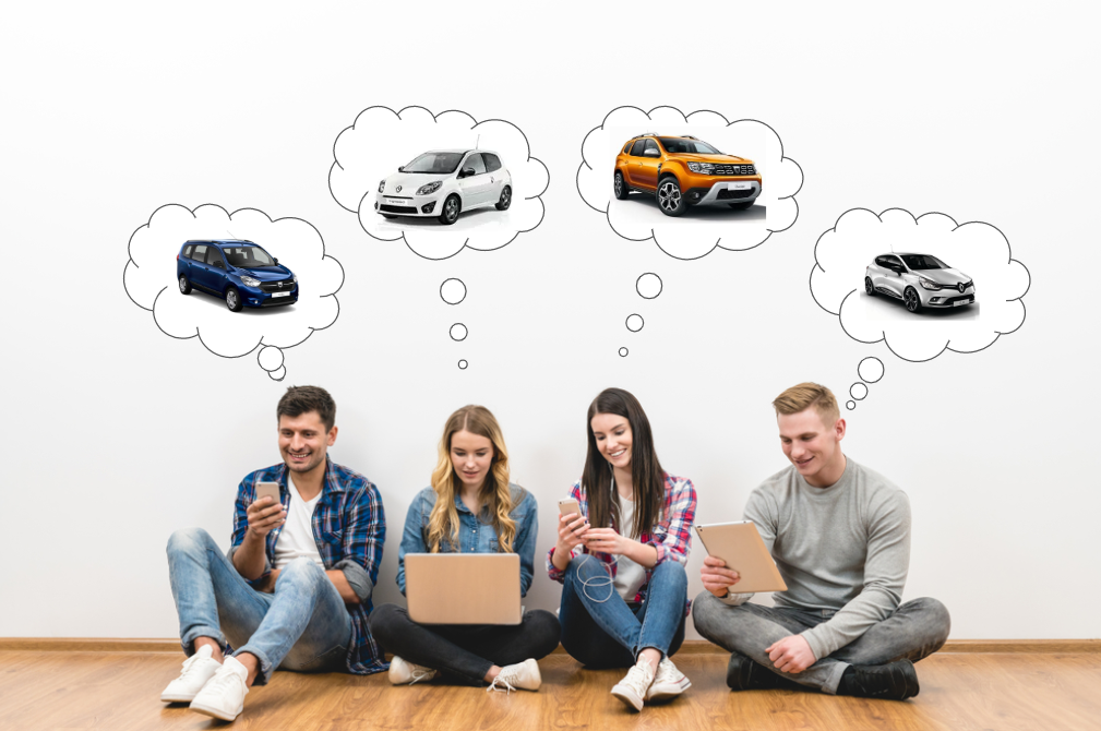 Louer sa voiture, combien ça rapporte ? 4 exemples concrets