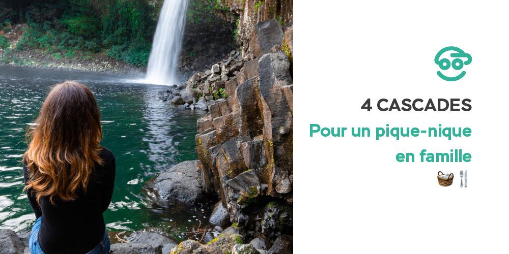 Nos 4 cascades préférées pour un pique-nique en famille à La Réunion
