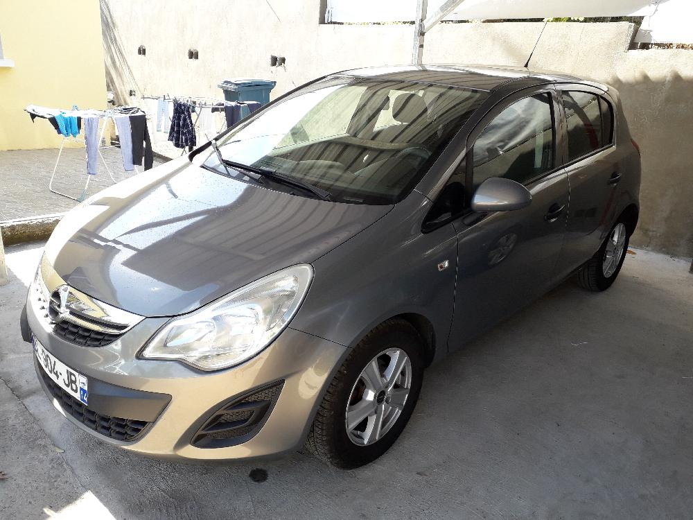 Photo de Opel Corsa