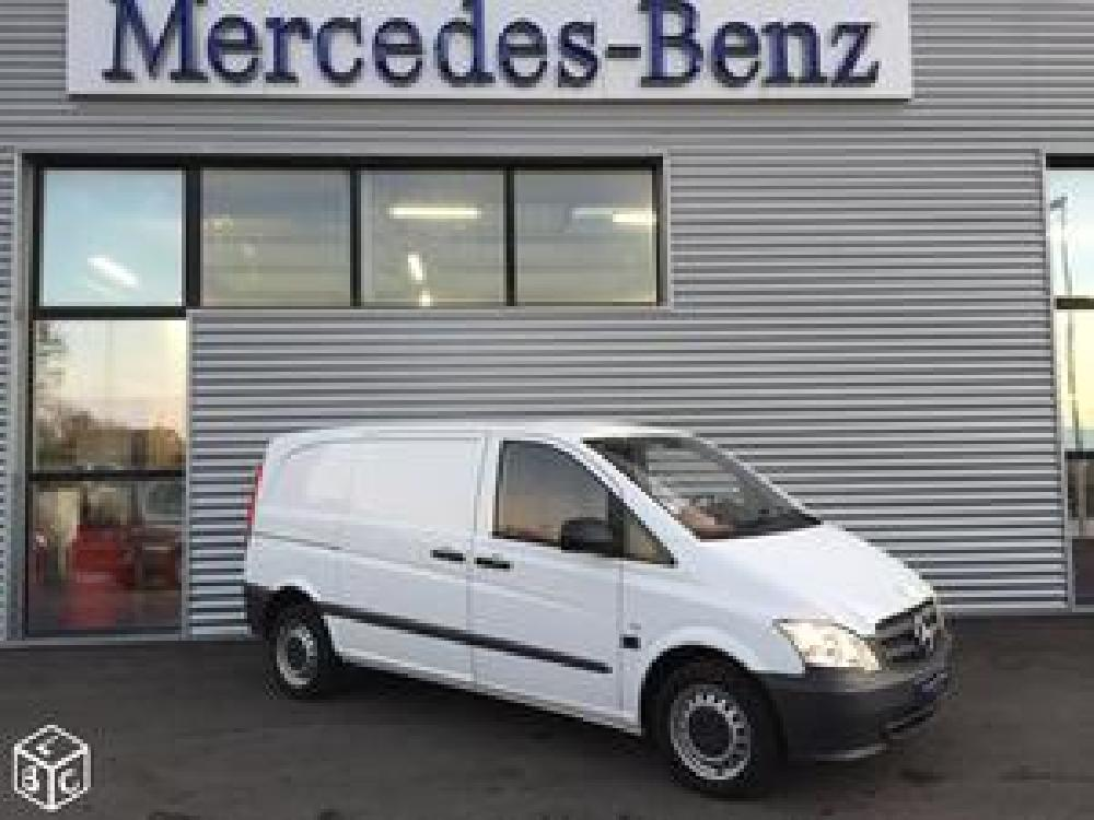 Photo de Mercedes-Benz Vito