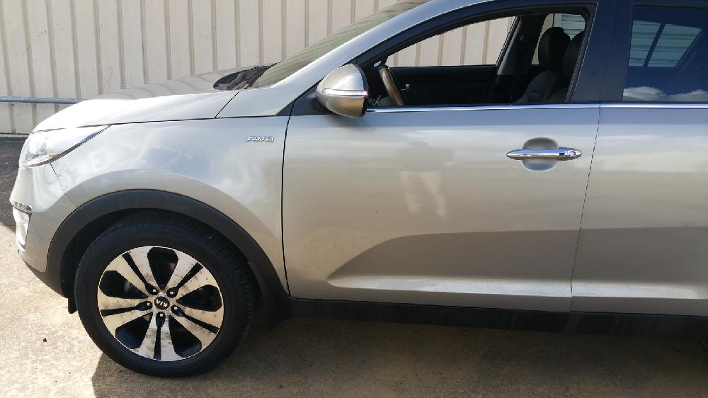 Photo de Kia Sportage