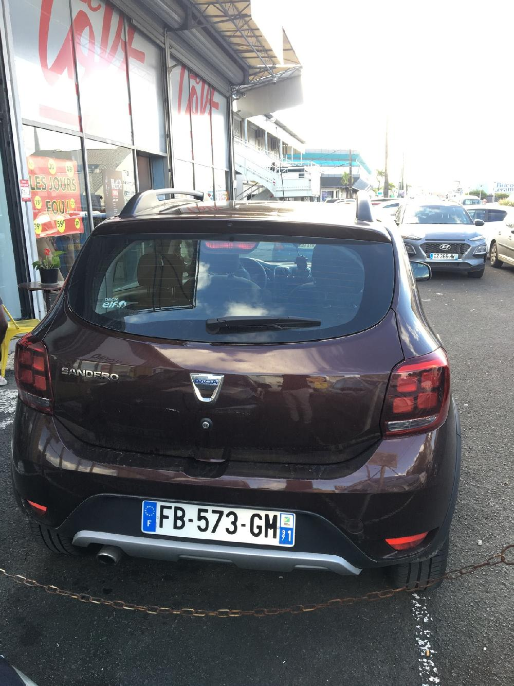 Photo de Dacia Sandero Stepway