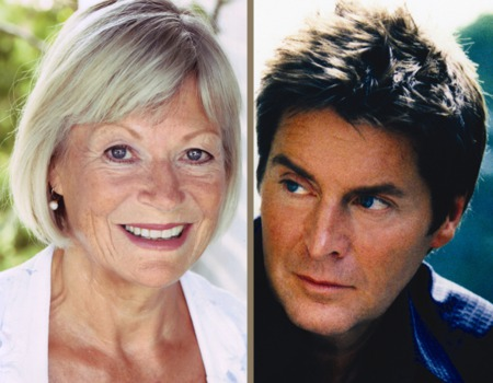 Annabel Leventon and Robert Meadmore