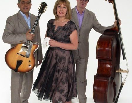 Jane Seidel Trio at The Crazy Coqs