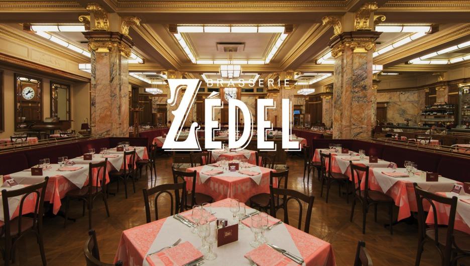 French Restaurant London Zedel