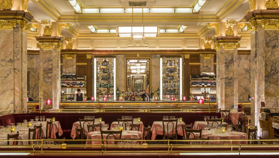 The Cafe At Hotel Cafe Royal London