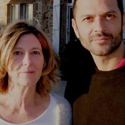 Frédéric et Marie-Christine  Paris