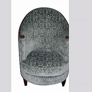 fauteuil voltaire par isabelle b. Black Bedroom Furniture Sets. Home Design Ideas