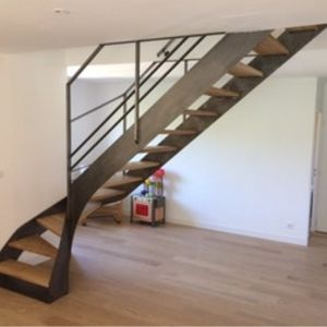 Escalier « ADN » Jean