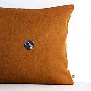 COUSSIN LIN - BOUTONS MARQUETERIE Anne-Laure
