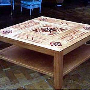 table basse Christian