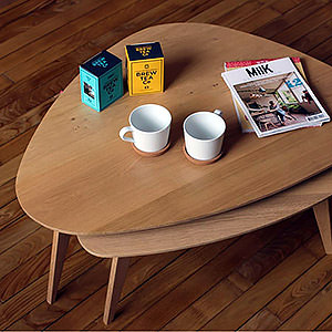 Table Basse brighamia jean-philippe