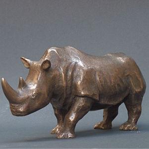 Rhinocéros Ivan