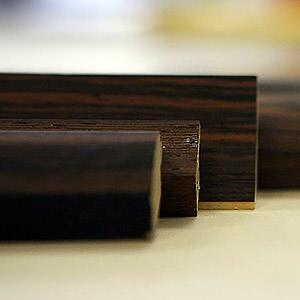 Plaquage de bois brut Anne