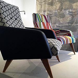 Paire de fauteuils 1950 Emmanuelle