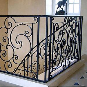 Rampe d'escalier Clément
