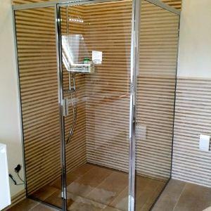 Cabine de douche sur mesure Gautier