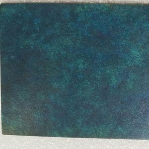 Échantillons de patine sur bronze/laiton Patrick