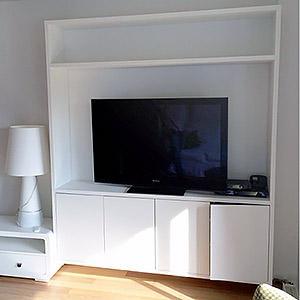 Meuble TV Juste