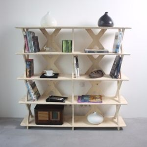 Etagère 1010 Shelf System Bois/Wood Pierre