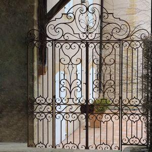 Porte doubles Emmanuel