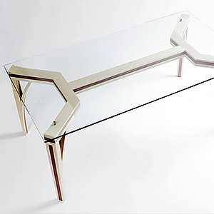 "Table Basse ""16.6"" léo"