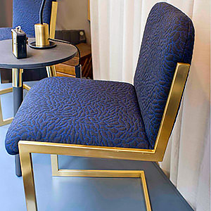 Paire de chaises 1970 Emmanuelle