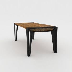 Table Industrielle 1854 Tiphaine et Valentin