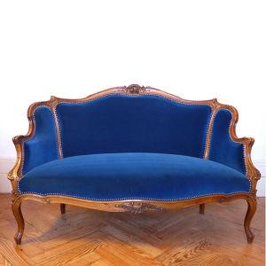 Canapé Louis XV Sonia