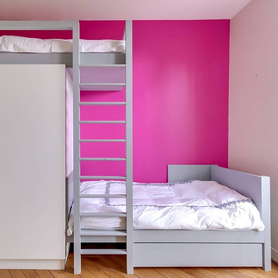 lit superpos avec rangement un projet de gr gory pohl. Black Bedroom Furniture Sets. Home Design Ideas