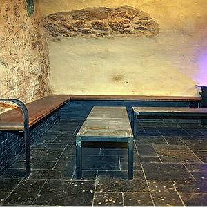 Aménagement d'un salon de thé Florent