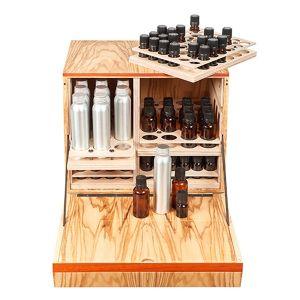 Coffret présentoir à huiles essentielles Antoine