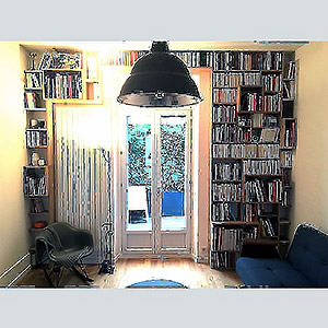 Bibliothèque sur mesure Olivier
