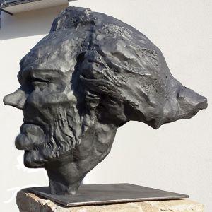 Portrait Honoré Daumier Ivan