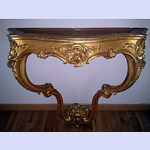 Console Louis XV OLIVIER