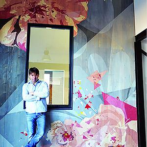 Panneau Mural Gilles
