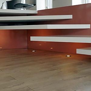 Escalier intégré BENJAMIN