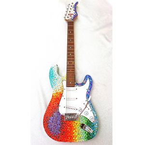 Guitare électrique Pierre