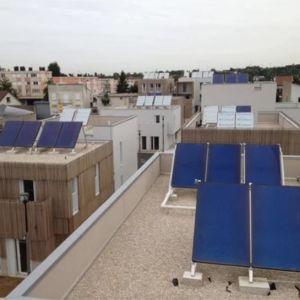 Panneaux solaires Sylvain