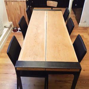Table Brut Martin