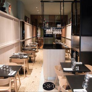 Aménagement du restaurant Bistro paradis – Paris Christophe