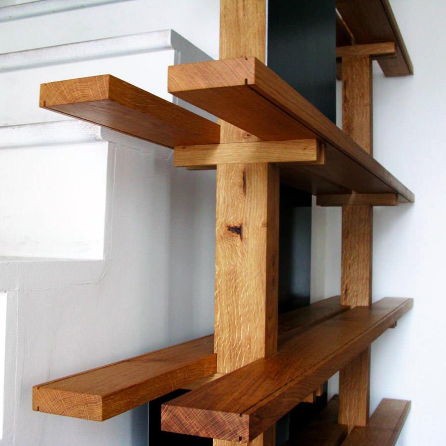biblioth que escalier un projet de antoine mazurier pr. Black Bedroom Furniture Sets. Home Design Ideas