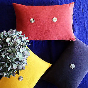 COUSSINS LIN & BOUTONS MARQUETERIE Anne-Laure