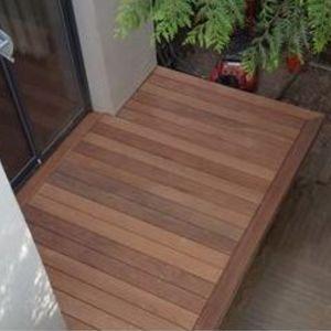 Terrasse en bois à Montreuil Adrien et Pierre