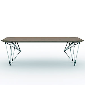 Table Basse 1.1 - Solid - Noyer Américain Richard