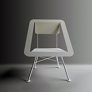 Chaise 4X4 indoor  Cyril