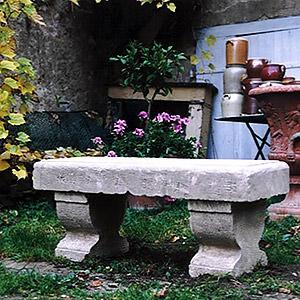 """""""Le petit banc de pierre"""" Eric"""