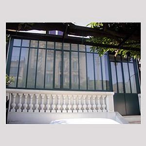 Facades et cloisons vitrées Dominique