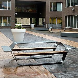 Mobilier extérieur - Table picnic Julien