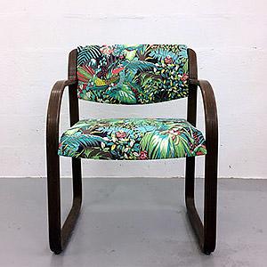 Réfection fauteuil Marie